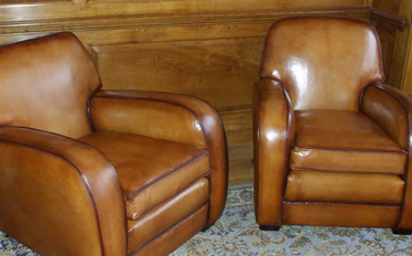 Re-upholstery & Leather Renovation